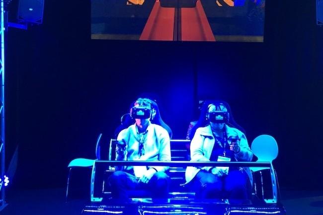 Laval Virtual 2017 : l'engouement pour la réalité virtuelle s'étend
