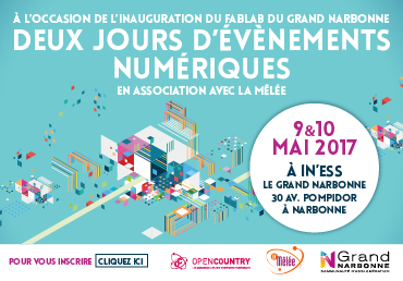 Le Grand Narbonne ouvre son FabLab