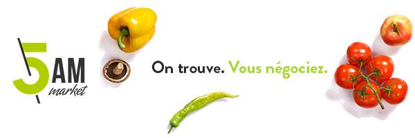 Le toulousain 5AM Market s'associe à Greenery France