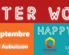 27 septembre : After Work Happy Health