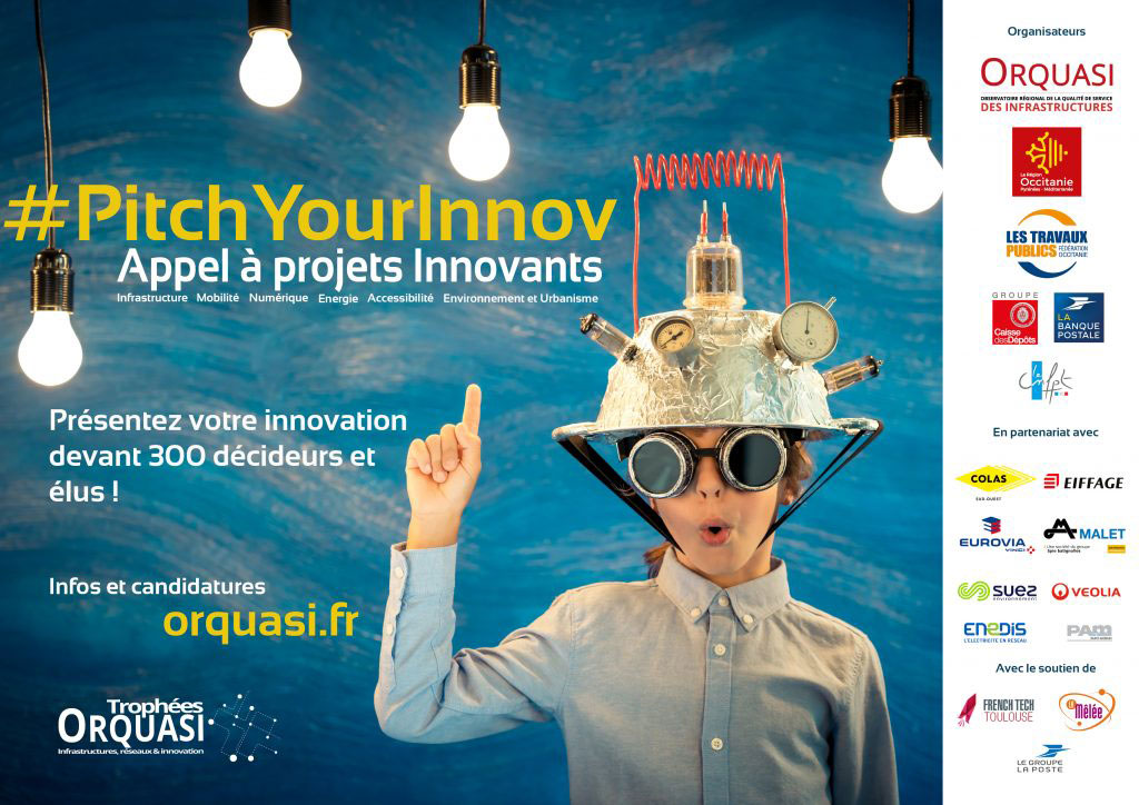 Pitch YourInnov: encore quelques jours pour candidater