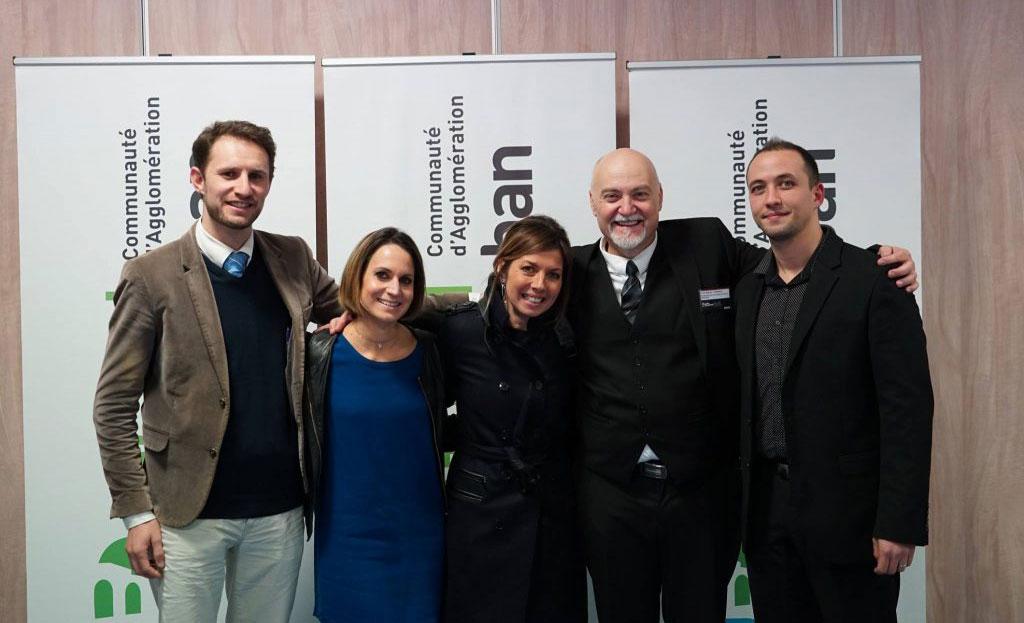 Grand Montauban: Nobrak, Topomatic et Healntrade lauréats du concours Start Up 2017