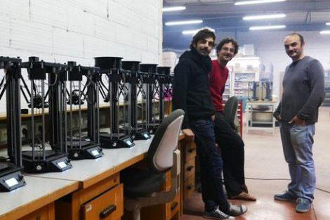 eMotionTech, le constructeur toulousain d'imprimantes 3D change de dimension