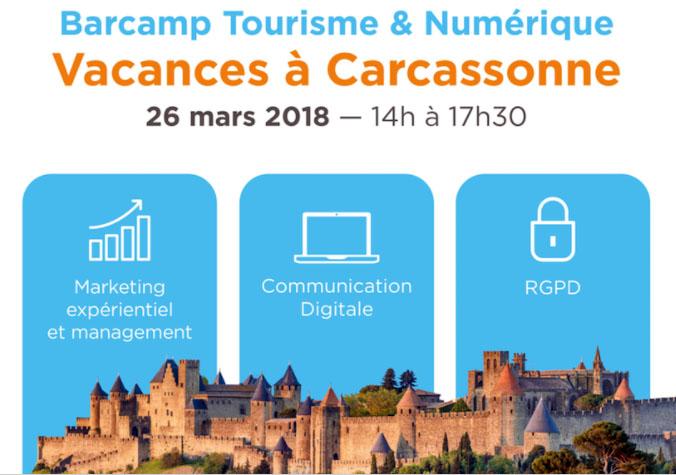 Carcassonne met le e-tourisme à l'honneur