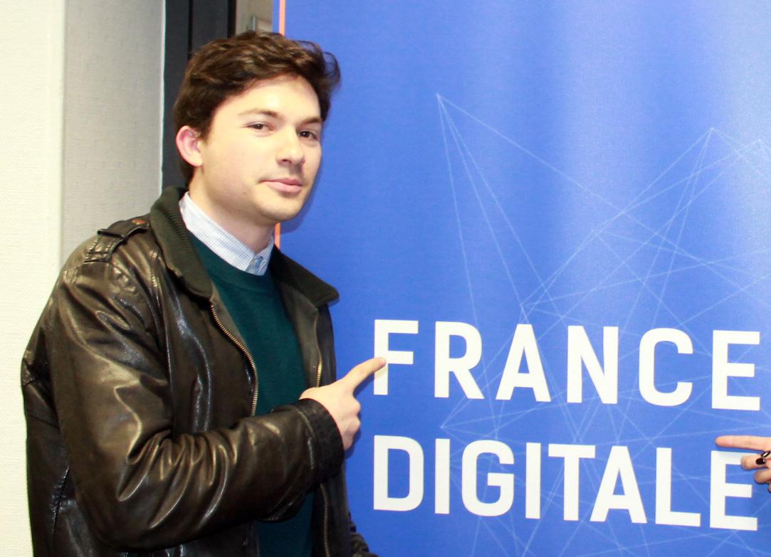 Nicolas Brien, France Digitale : « Seulement 0,2% de l'assurance-vie pour l'innovation ! »