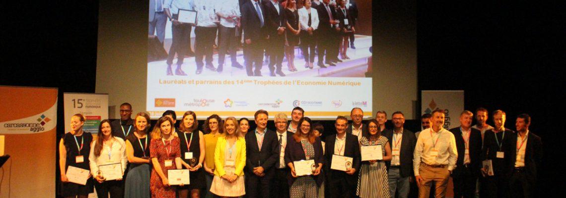 Trophées de l'Economie Numérique: Les Cartons remporte le Grand Prix