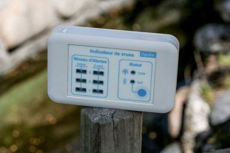 Occitanie. Ogoxi lance un objet connecté qui prévient les inondations