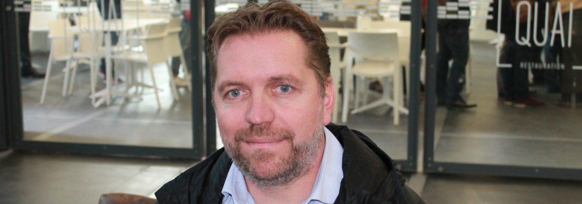 """Eric Leandri, fondateur et Pdg de Qwant : """"Nous sommes la seule alternative à Google en Europe!"""""""