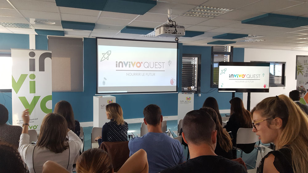 Montpellier : InVivo Food&Tech a lancé son programme d'open innovation