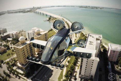 Les taxis aériens d'Eva vont se poser à Toulouse Francazal dès 2018
