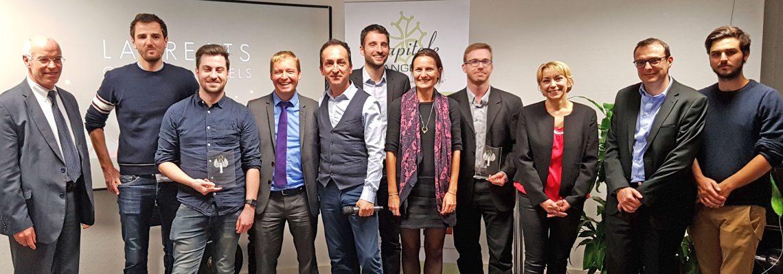 Capitole Angels récompense 6 startups