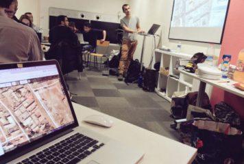 Mapathon géodata: retour sur une initiative participative solidaire