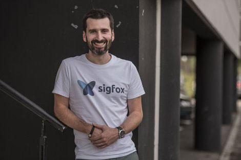 Cédric Giorgi, le sérial entrepreneur de Sigfox