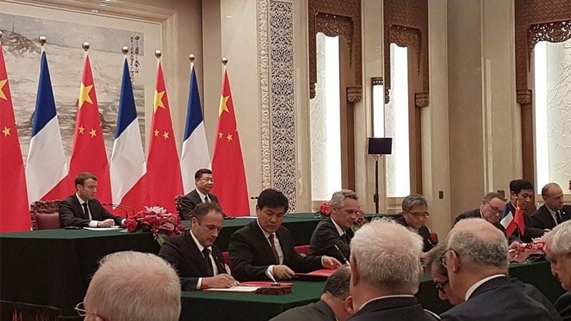 Sigfox et SeniorAdom signent un contrat de 300 M€ avec la Chine