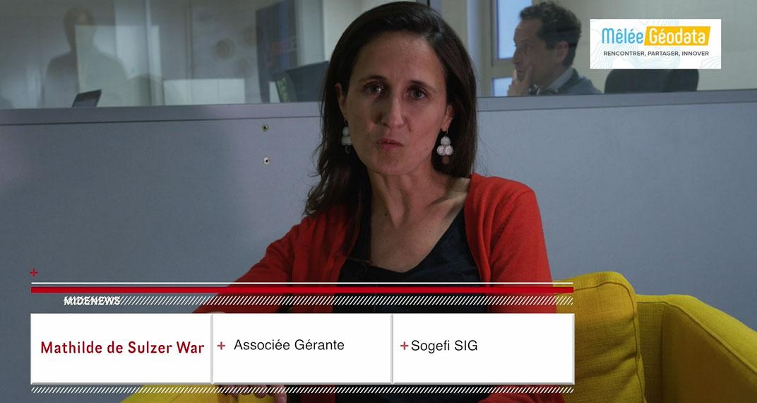 Géodata: Sogefi propose des outils d'aide à la décision aux aménageurs du territoire