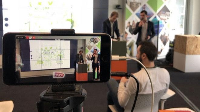 Montpellier: Plussh séduit la SNCF