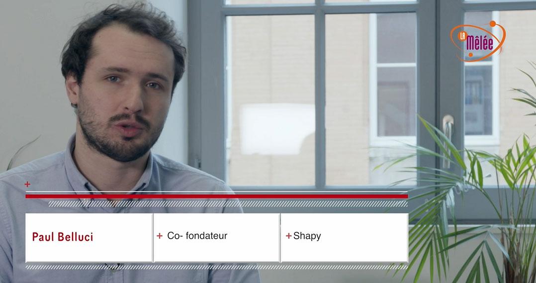 Shapy, le secret du bonheur au travail!