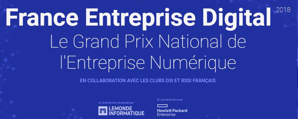 France Entreprise Digital2018 : soutenez les projets innovants d'Occitanie!