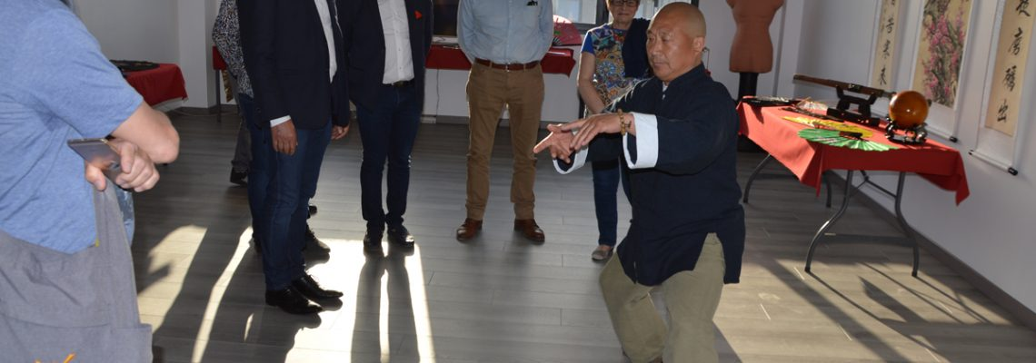 Béziers: Dragon Sports s'installe dans sa nouvelle base logistique