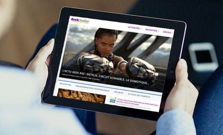 Gaillac: Geek Junior en campagne sur Tipeee