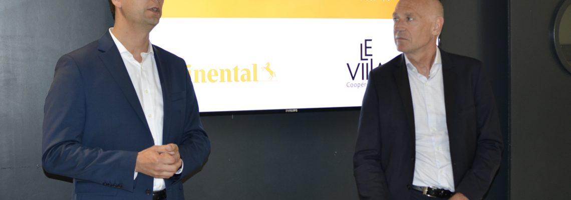 Open innovation: le Village by CA Toulouse 31 et Continental partenaires pour la mobilité du futur