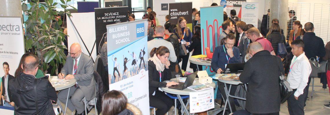 JobsTIC Toulouse 2018 : quand le numérique bouscule les managers