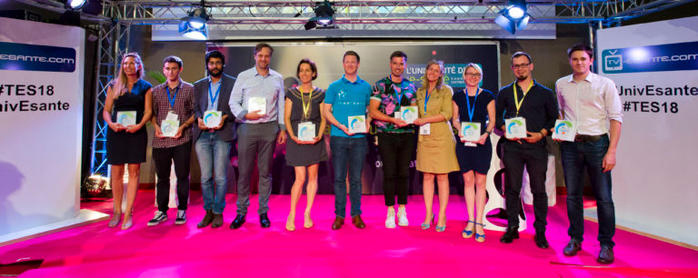 Covirtua Cognition lauréat des Trophées de la e-santé 2018