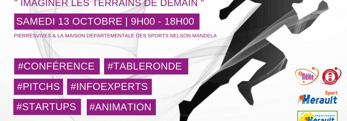 13 octobre: Journée Sport & Numériquede La Mêlée Montpellier
