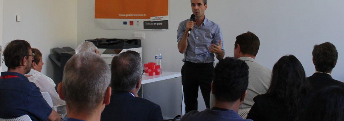 Dominique Pon, Clinique Pasteur: «L'e-santé doit être un exemple emblématique d'humanisme dans le numérique»