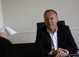 Marc Péré, maire de L'Union, facilitateur d'innovations