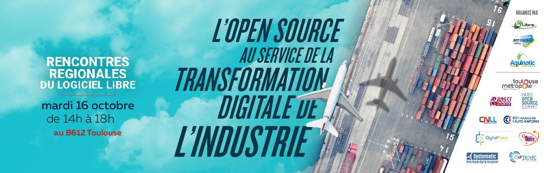 Les logiciels libres à l'heure de la transformation digitale de l'industrie
