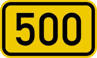La 500ème !