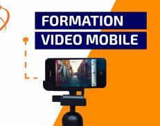 Du 6 au 7 décembre : Formation Vidéo Mobile