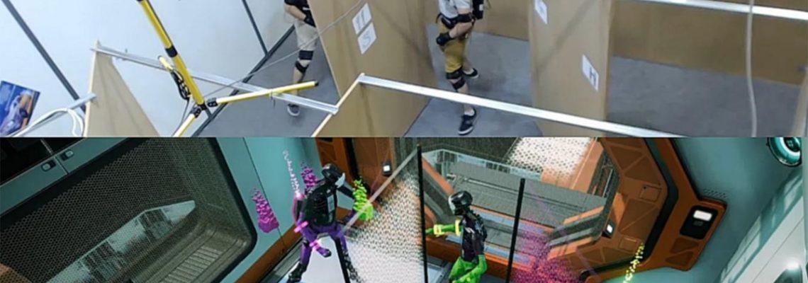 Réalité mixte: A Montpellier, Bigger Inside teste son concept de jeu vidéo immersif