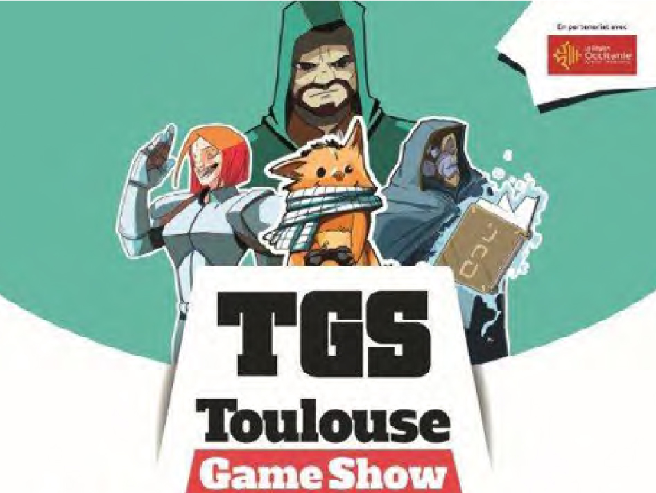 1er et 2 décembre: Toulouse Game Show