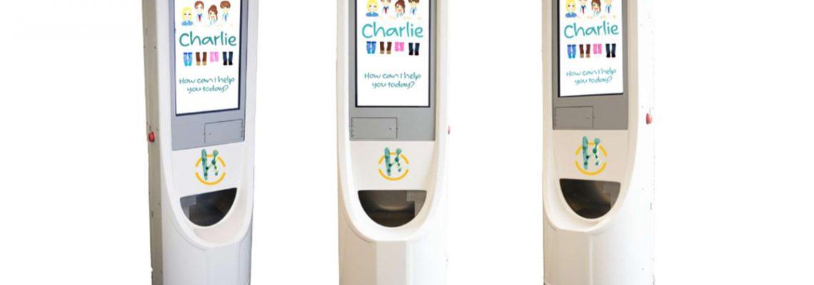 E-santé: New Health Community lance le robot Charlie