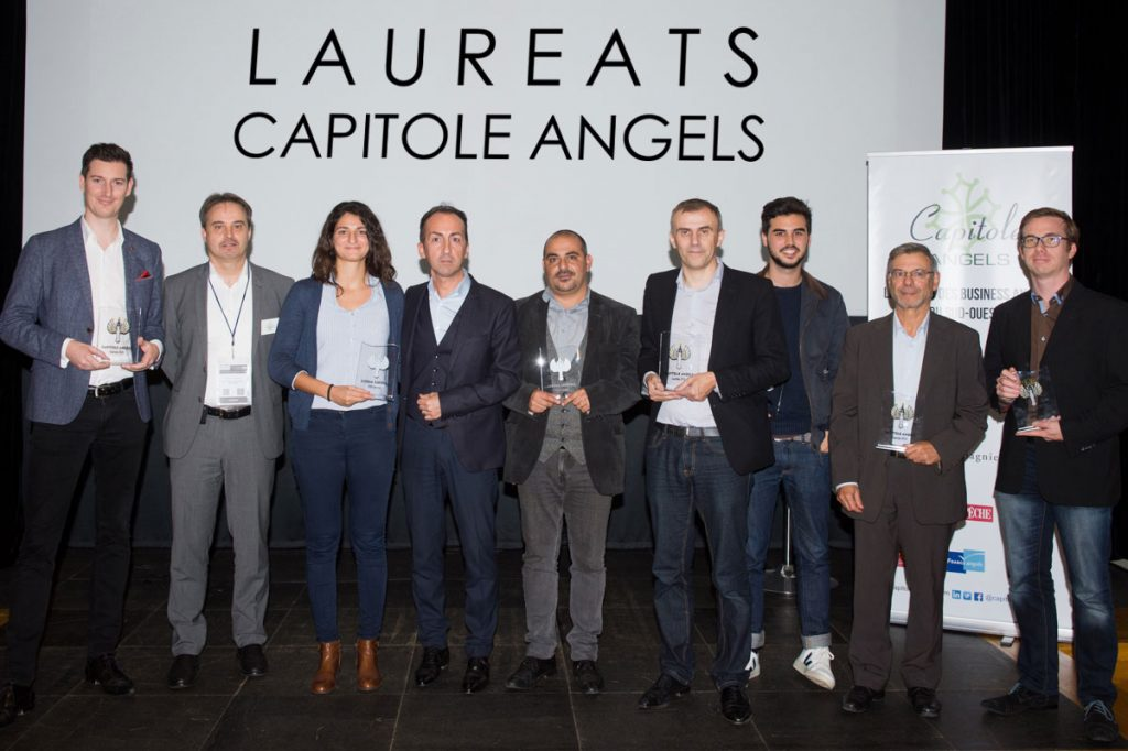 Lauréats Capitole Angels 2018 : and the winners are…