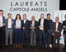 Lauréats Capitole Angels2018 : and the winners are…