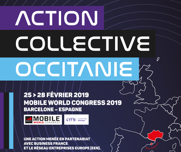 Mobile World Crongress : l'Occitanie présente en force