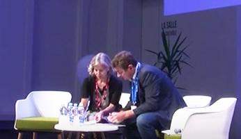 Signature du partenariat entre La Mêlée et Andorre