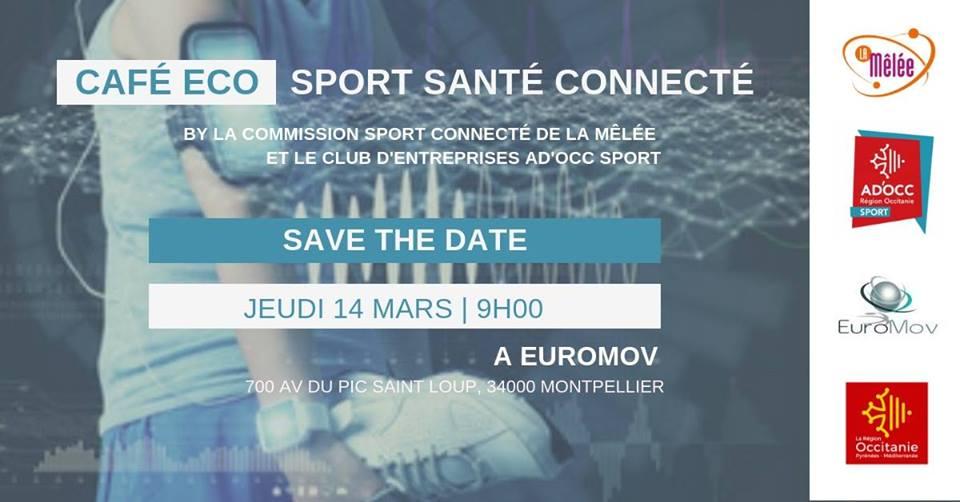 14 mars (Montpellier) : sport-santé connecté