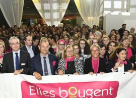 « Elles Bougent » présente son programme de printemps