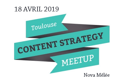 Toulouse : content strategy Meetup