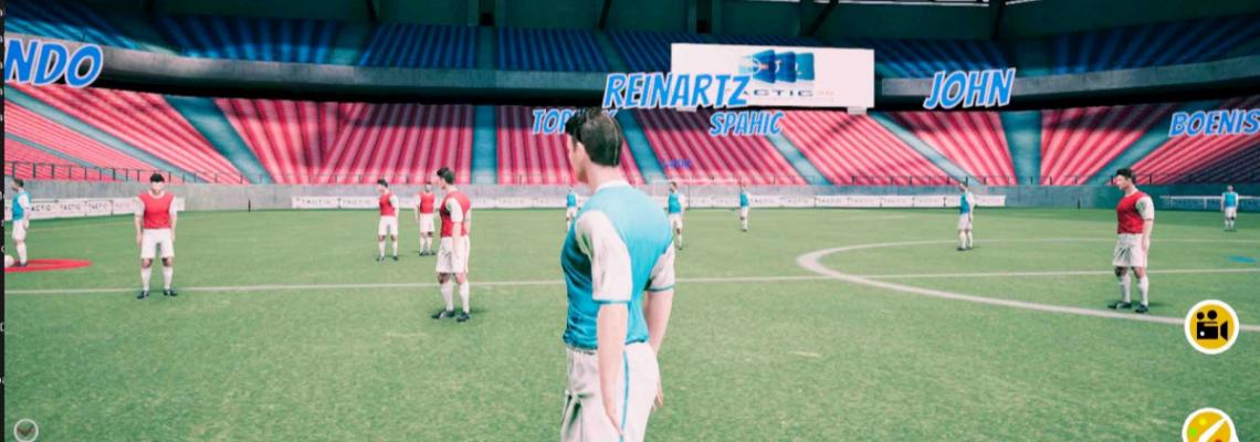 Tactic3D et MyCoachFootball : le tandem d'attaque