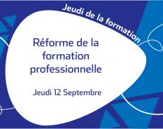 Toulouse, 12 septembre : la réforme de la formation professionnelle