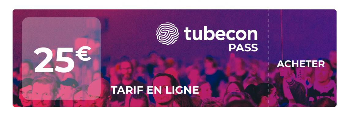 Toulouse : Tubecon les 7 et 8 septembre