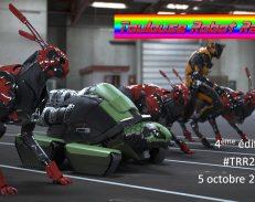 Course de robots : c'est Toulouse qui gagne