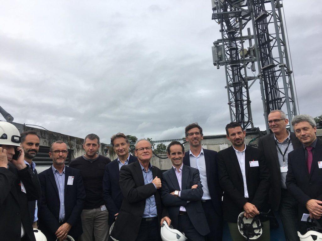 5G : première expérimentation de SFR à Toulouse