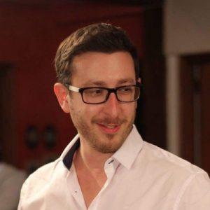 Louis Salgueiro, chargé de projet à la Mêlée