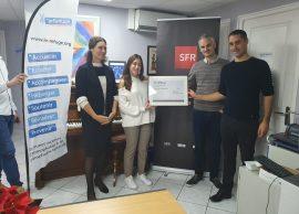 Montpellier : SFR soutient Le Refuge